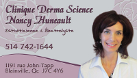 Logo_Clinique_Derma_Science_Nancy_Huneault